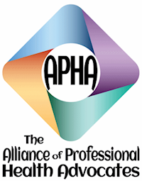 logo The Alliance of Professional Health Advocates