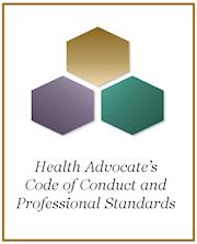 image - Health Advocate's Code