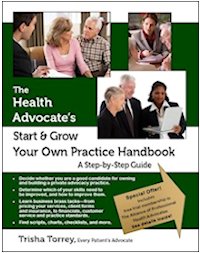 book cover - The Start and Grow Your Own Practice Handbook